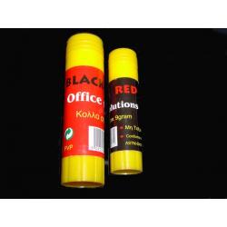 BLACK RED ΚΟΛΛΑ STICK 9 ΓΡΑΜ