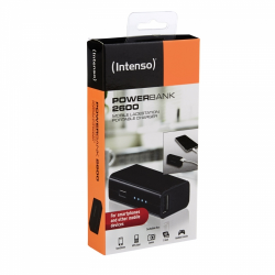 ΙΝΤΕΝSO POWER BANK 2600mAh