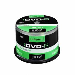 INTENSO DVD-R 4,7GB CAKE BOX 50