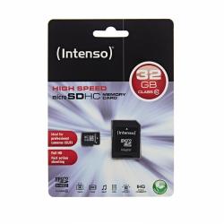 INTENSO 32GB Micro SD CLASS 10
