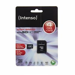 INTENSO 4GB Micro SD CLASS 10