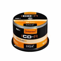 INTENSO CD-R 700 MB/80 Min CAKE BOX 50