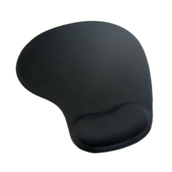 OMEGA GEL MOUSE PAD ΜΑΥΡΟ (42125)